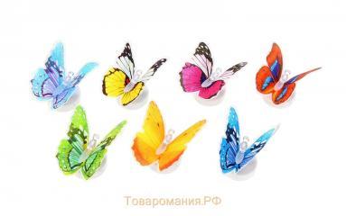 Бабочки на липучках своими руками