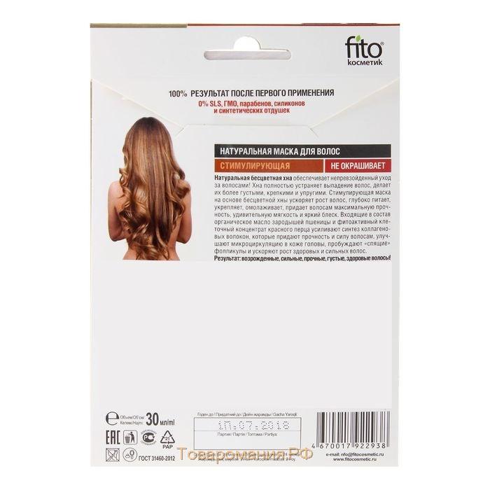 Хна против выпадения волос