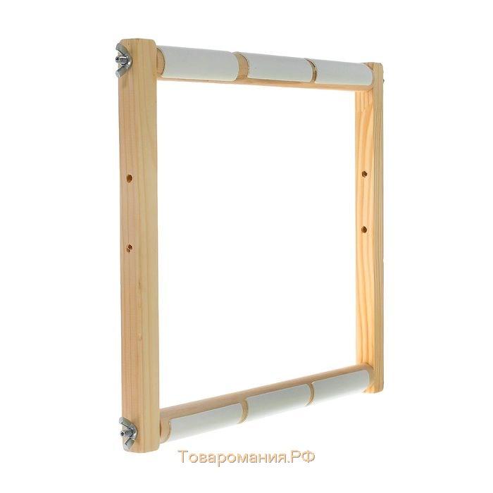 Рамка деревянная для вышивки